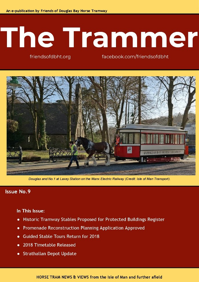 The Trammer Issue No.9